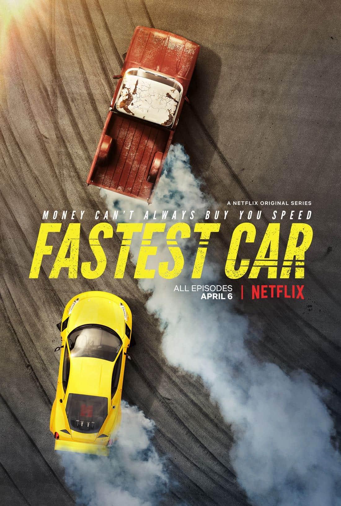 Fastest-Car-Netflix-Poster