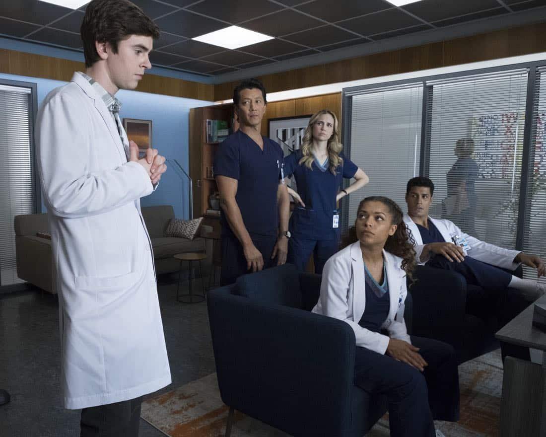 The Good Doctor Episode 18 Season 1 More 48