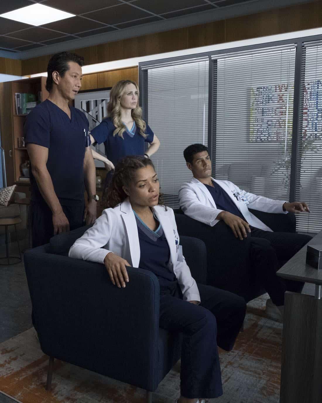 The Good Doctor Episode 18 Season 1 More 49