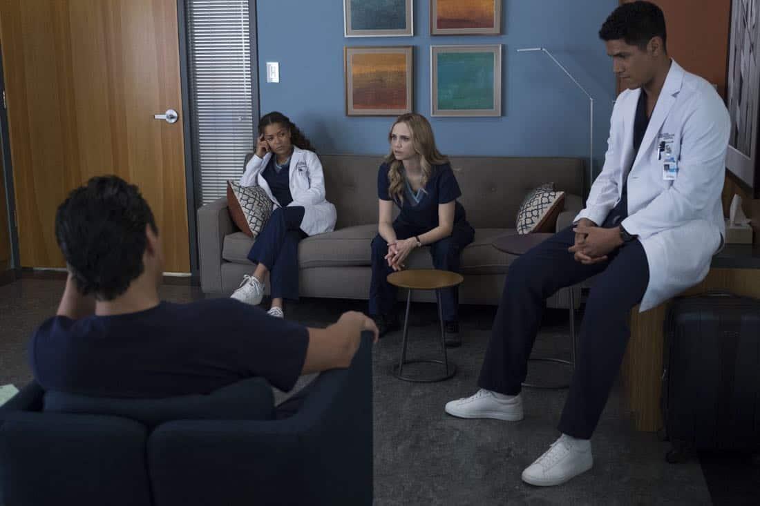 The Good Doctor Episode 18 Season 1 More 50