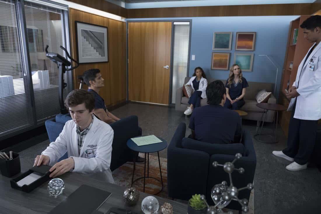 The Good Doctor Episode 18 Season 1 More 51