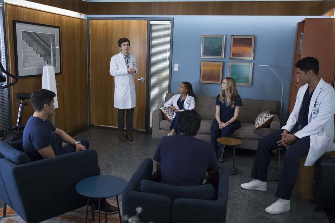 The Good Doctor Episode 18 Season 1 More 52