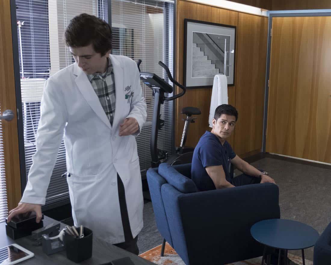 The Good Doctor Episode 18 Season 1 More 53