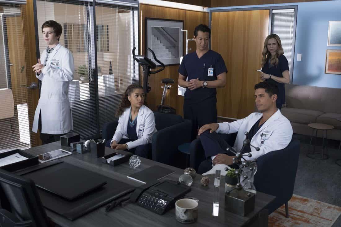 The Good Doctor Episode 18 Season 1 More 41