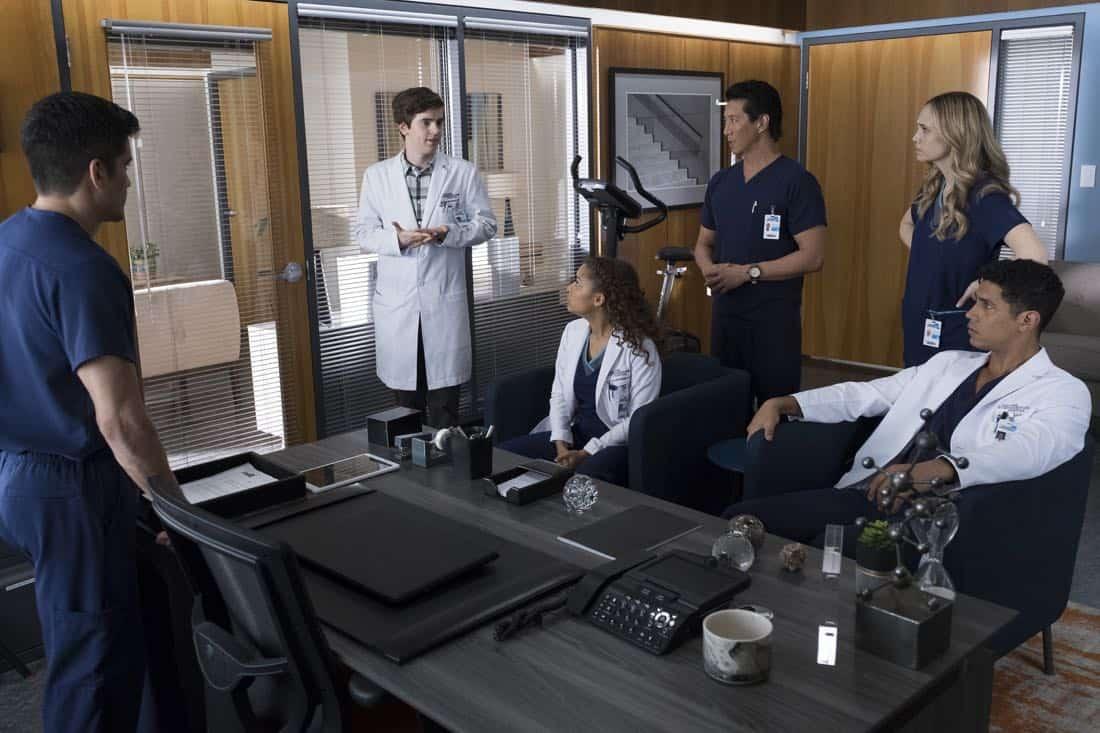 The Good Doctor Episode 18 Season 1 More 42