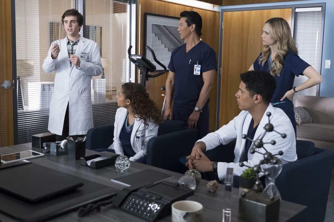 The Good Doctor Episode 18 Season 1 More 44