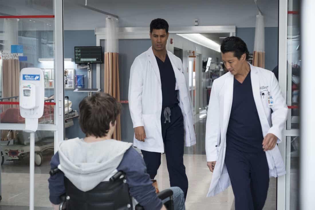 The Good Doctor Episode 18 Season 1 More 29