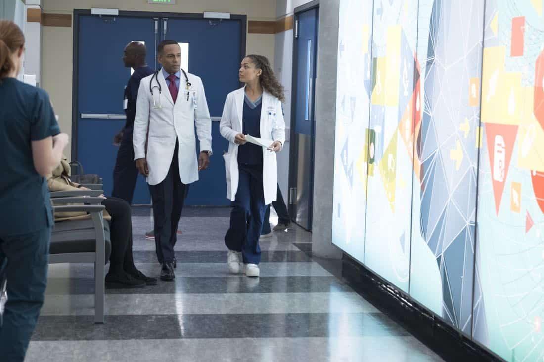 The Good Doctor Episode 18 Season 1 More 33