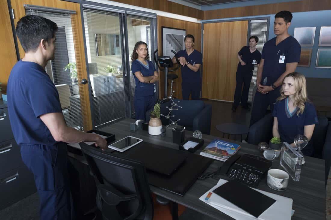 The Good Doctor Episode 18 Season 1 More 34