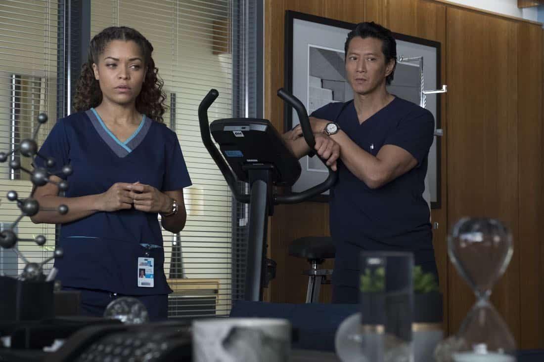 The Good Doctor Episode 18 Season 1 More 35