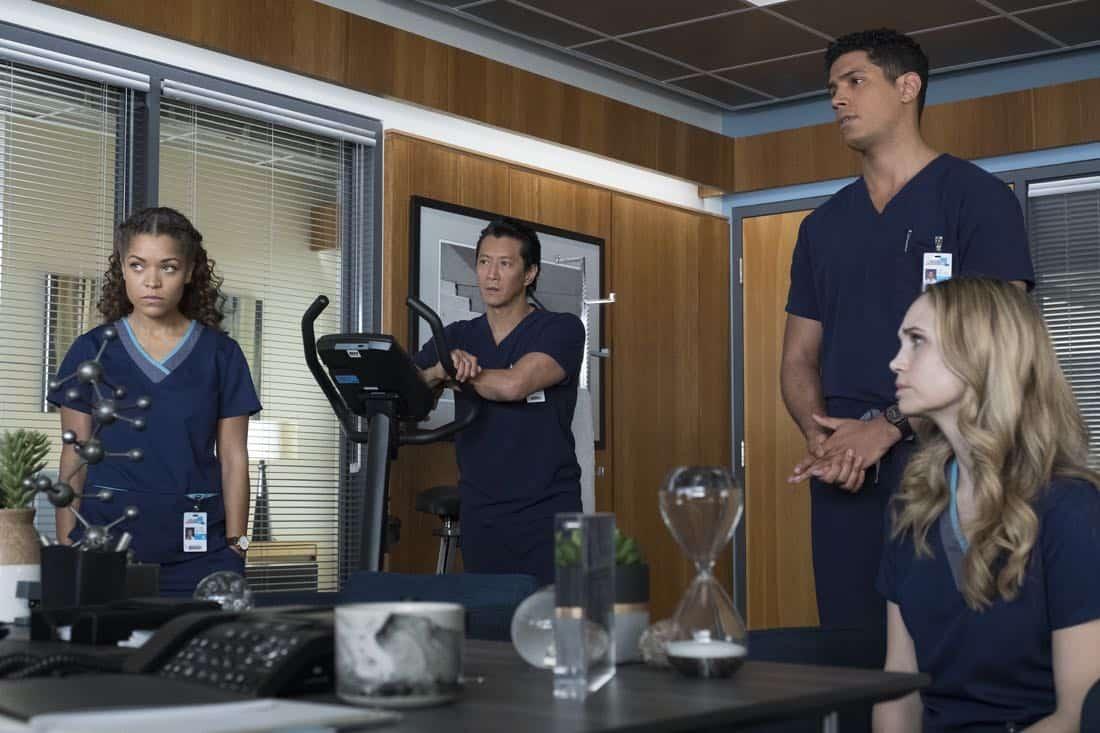 The Good Doctor Episode 18 Season 1 More 36