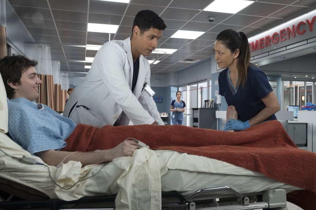 The Good Doctor Episode 18 Season 1 More 22