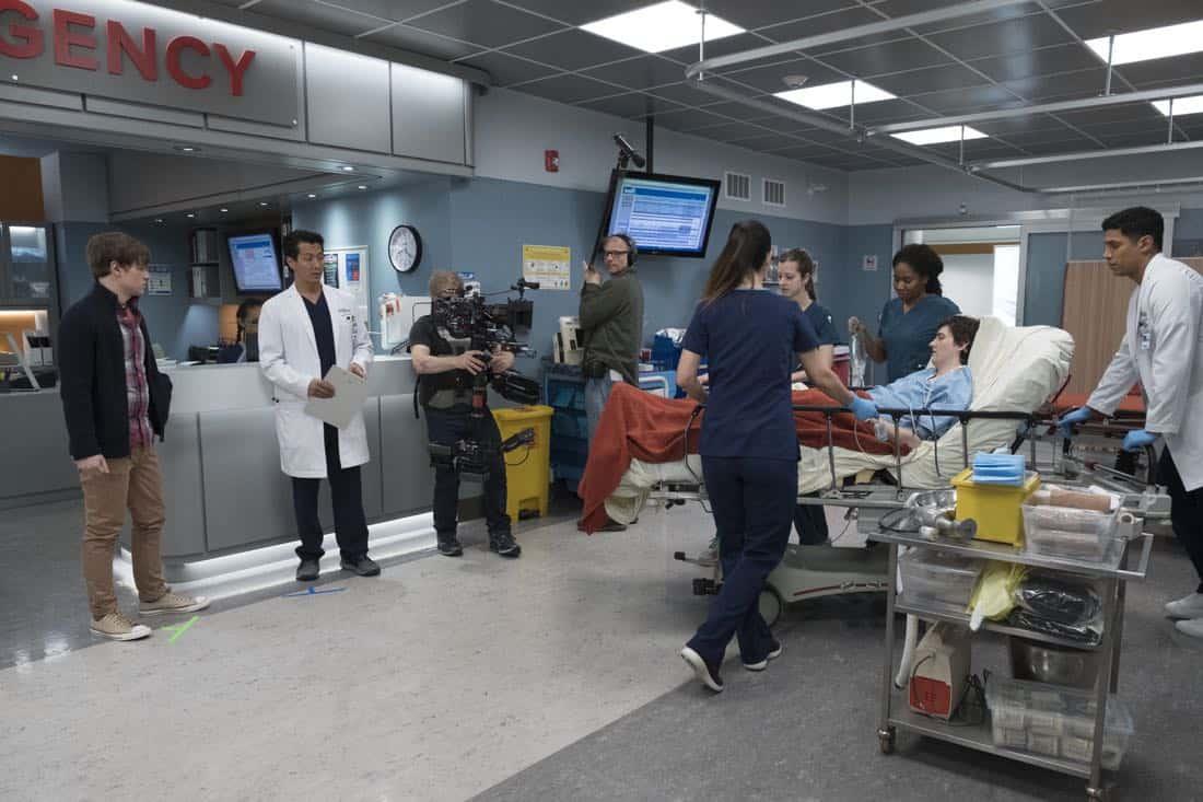 The Good Doctor Episode 18 Season 1 More 25