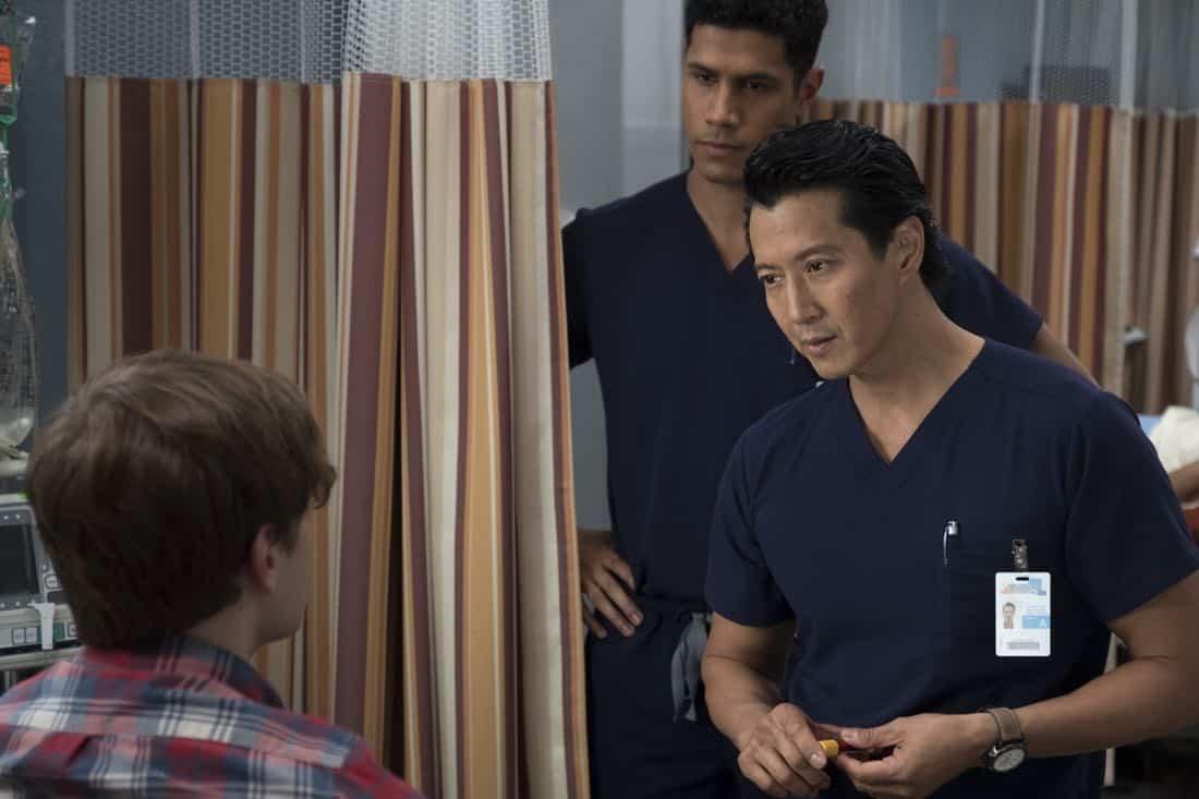 The Good Doctor Episode 18 Season 1 More 20