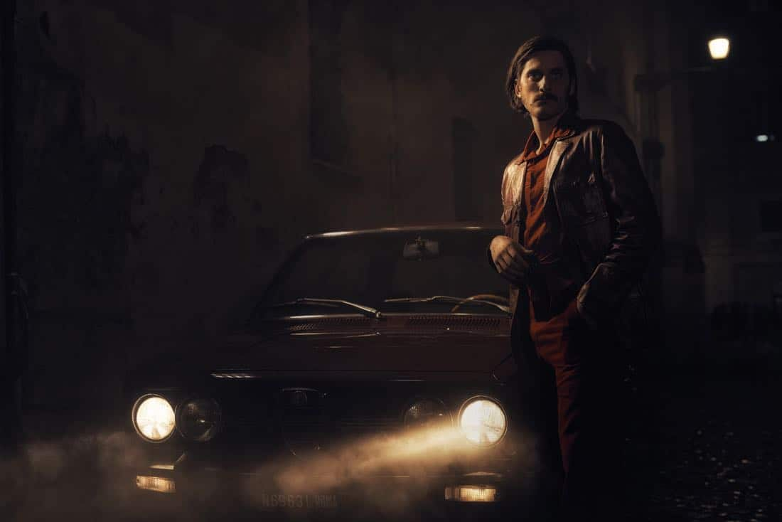 TRUST -- Pictured: Luca Marinelli as Primo. CR: Kurt Iswarienko/FX