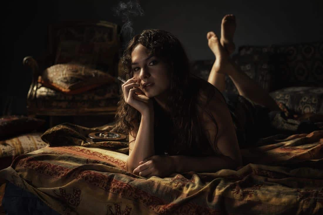 TRUST -- Pictured: Sarah Bellini as Jutta Winkelmann. CR: Kurt Iswarienko/FX