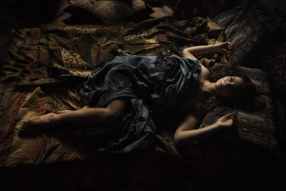 TRUST -- Pictured: Laura Bellini as Martine Zacher. CR: Kurt Iswarienko/FX