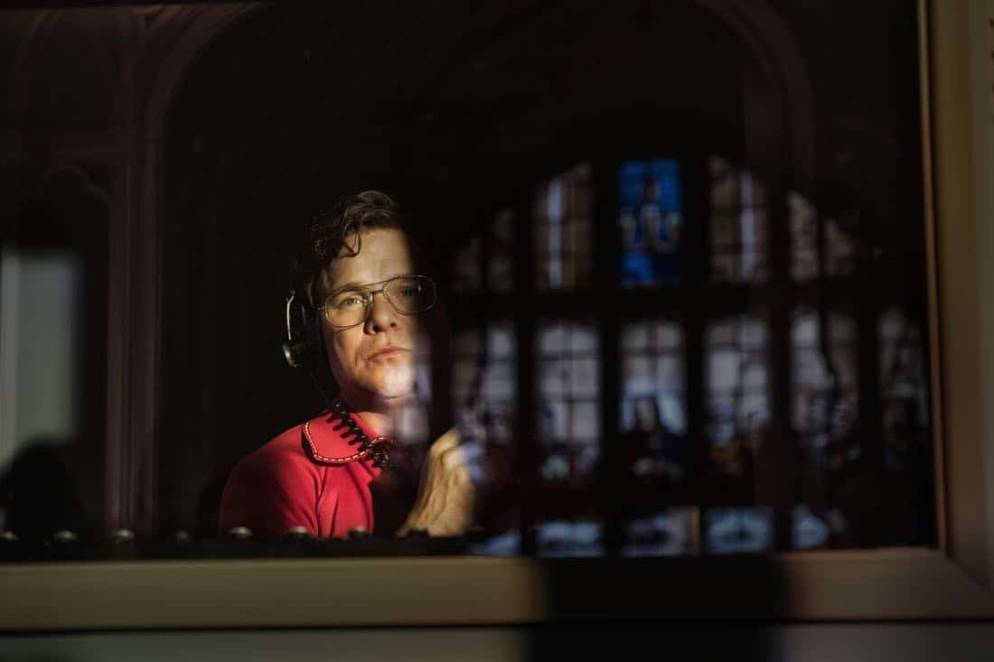 TRUST -- Pictured: Leo Norbert Butz as Gordon Getty. CR: Oliver Upton/FX
