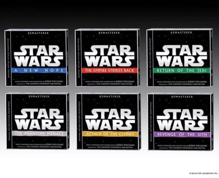 Star Wars Original Motion Picture Soundtracks