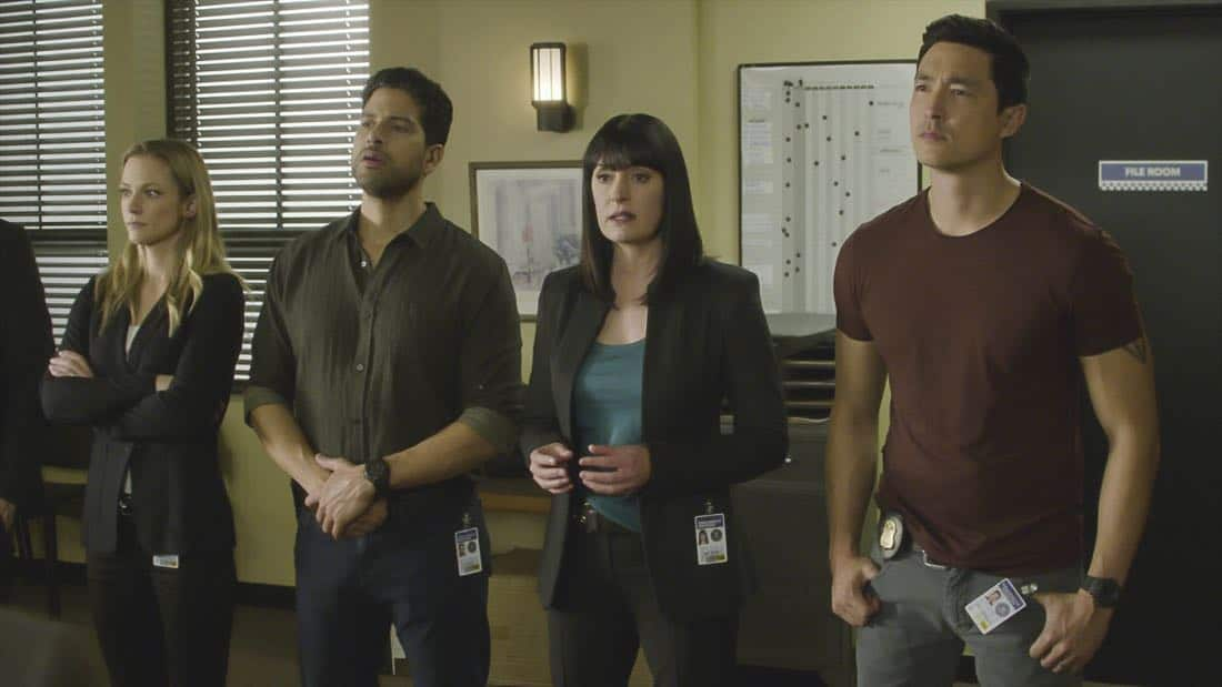 Criminal Minds Episode 18 Season 13 The Dance Of Love 07