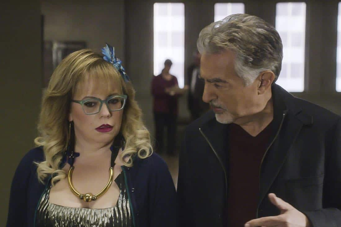 Criminal Minds Episode 18 Season 13 The Dance Of Love 08