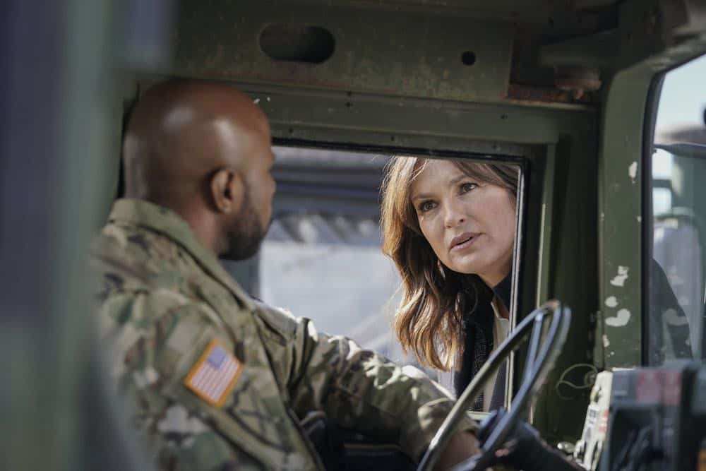 Law And Order SVU Episode 18 Season 19 Service 11
