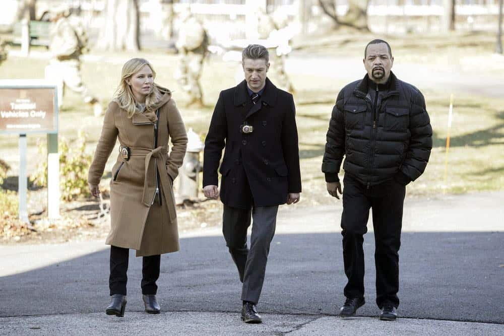Law And Order SVU Episode 18 Season 19 Service 15