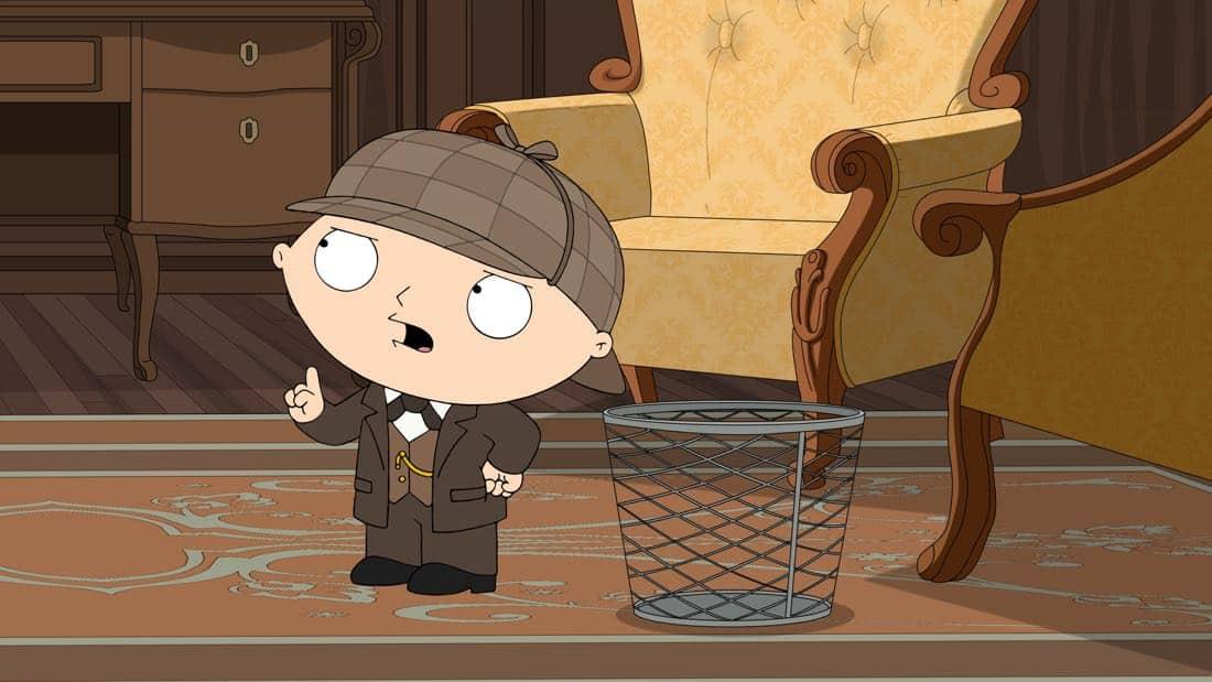 Family Guy Episode 13 Season 16 V Is For Mystery 07