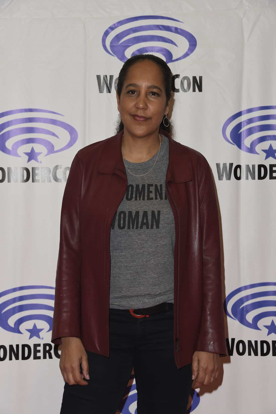 "MARVEL'S CLOAK & DAGGER - The executive producers and cast of Freeform's highly-anticipated new original series ""Marvel's Cloak & Dagger"" attended WonderCon to promote the June 7th premiere. (Freeform/Aaron Poole) GINA PRINCE-BYTHEWOOD (DIRECTOR)"