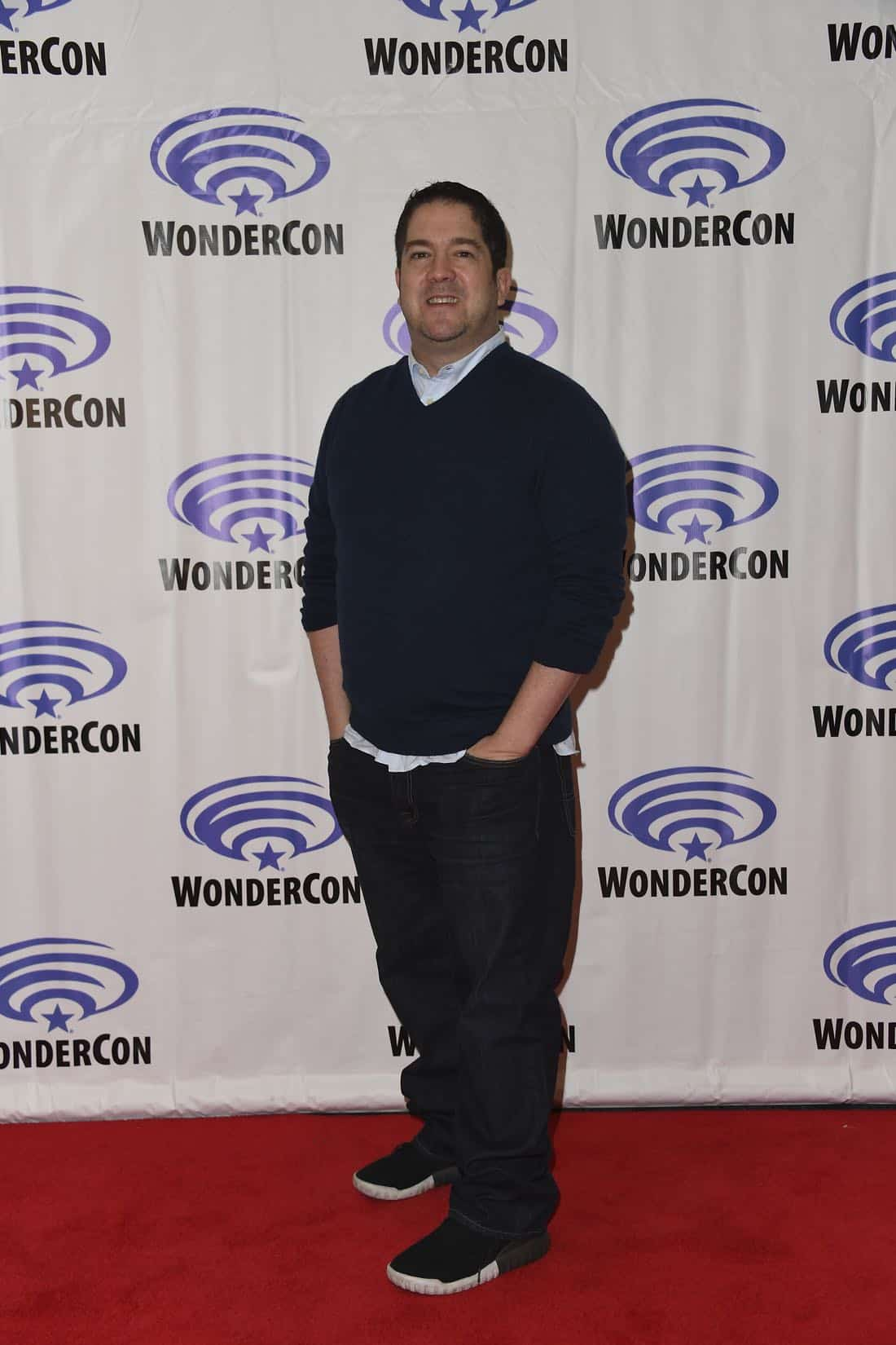 """MARVEL'S CLOAK & DAGGER - The executive producers and cast of Freeform's highly-anticipated new original series """"Marvel's Cloak & Dagger"""" attended WonderCon to promote the June 7th premiere. (Freeform/Aaron Poole) JOE POKASKI (EXECUTIVE PRODUCER)"""