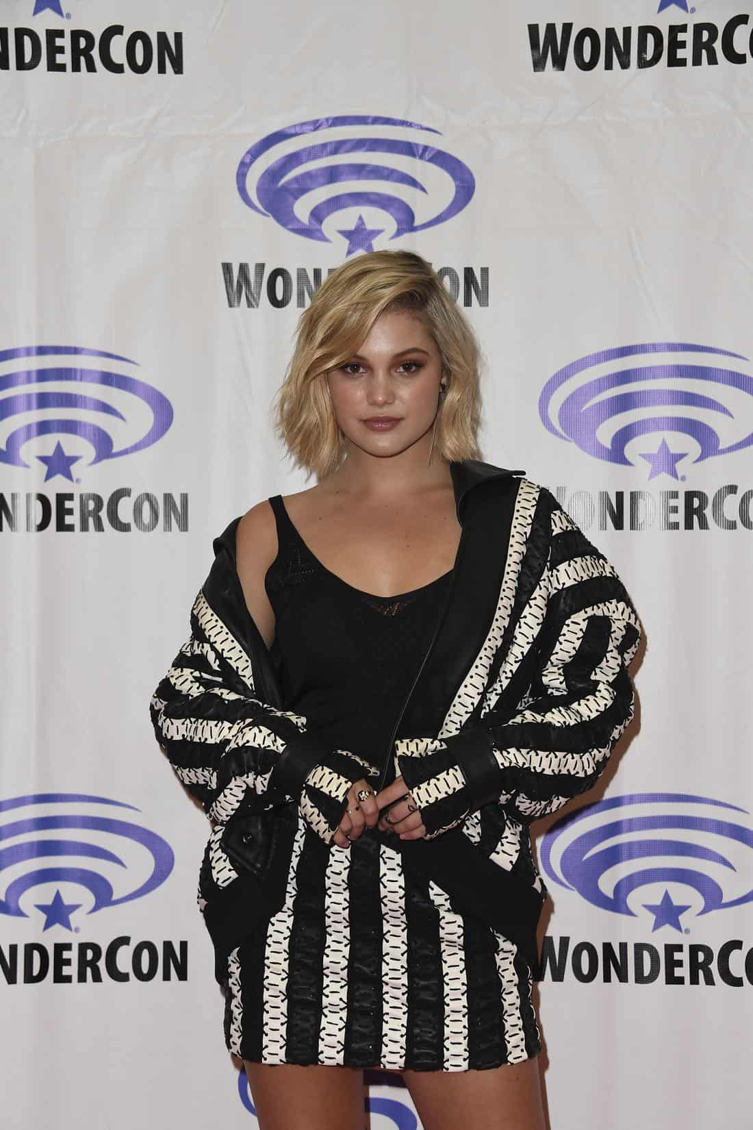 "MARVEL'S CLOAK & DAGGER - The executive producers and cast of Freeform's highly-anticipated new original series ""Marvel's Cloak & Dagger"" attended WonderCon to promote the June 7th premiere. (Freeform/Aaron Poole) OLIVIA HOLT"
