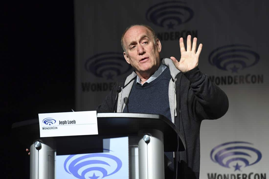 "MARVEL'S CLOAK & DAGGER - The executive producers and cast of Freeform's highly-anticipated new original series ""Marvel's Cloak & Dagger"" attended WonderCon to promote the June 7th premiere. (Freeform/Aaron Poole) JEPH LOEB (EXECUTIVE PRODUCER/HEAD OF MARVEL TELEVISION)"