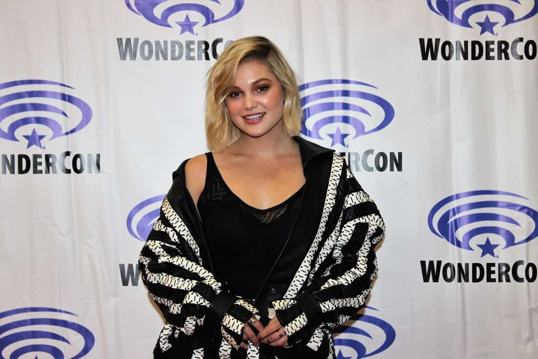 Olivia Holt Cloak & Dagger Photo Credit : Mackenzie Schadel