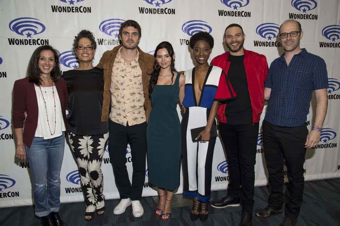 Siren Cast Wondercon 2018 12