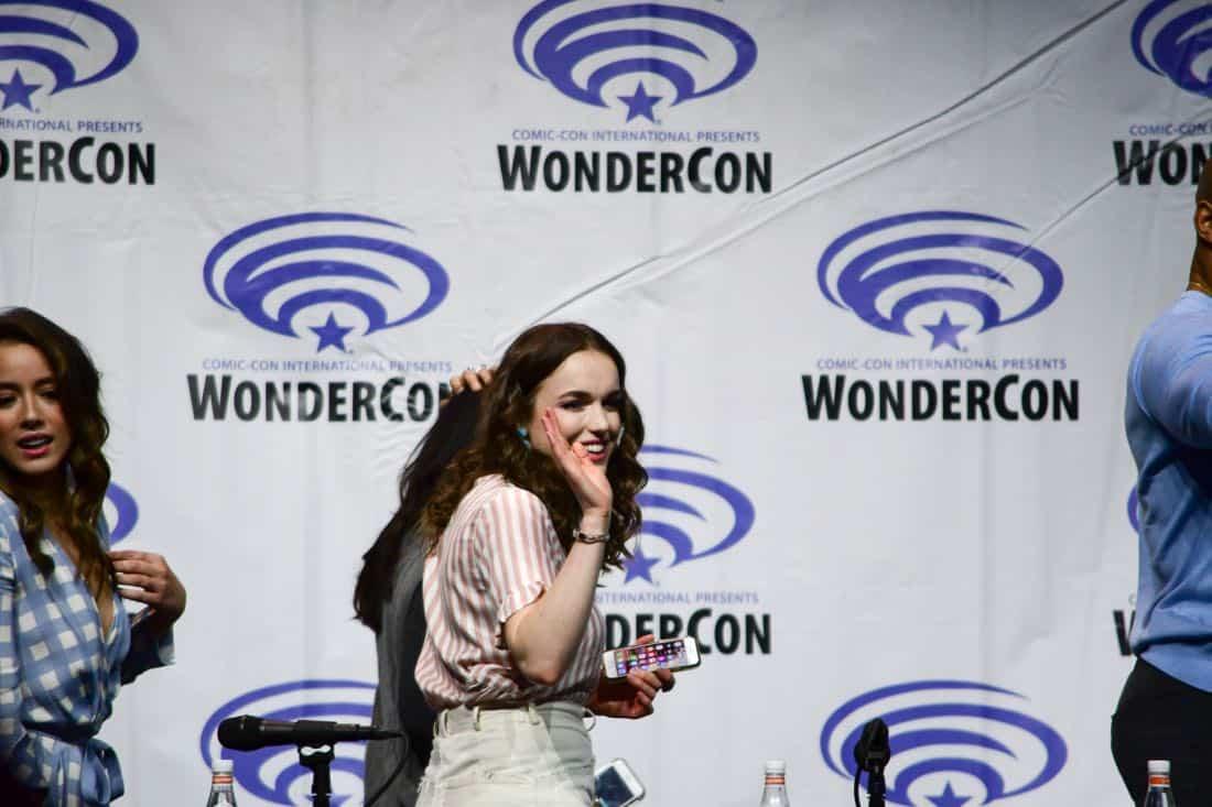 Agents Of SHIELD Cast WonderCon 201864