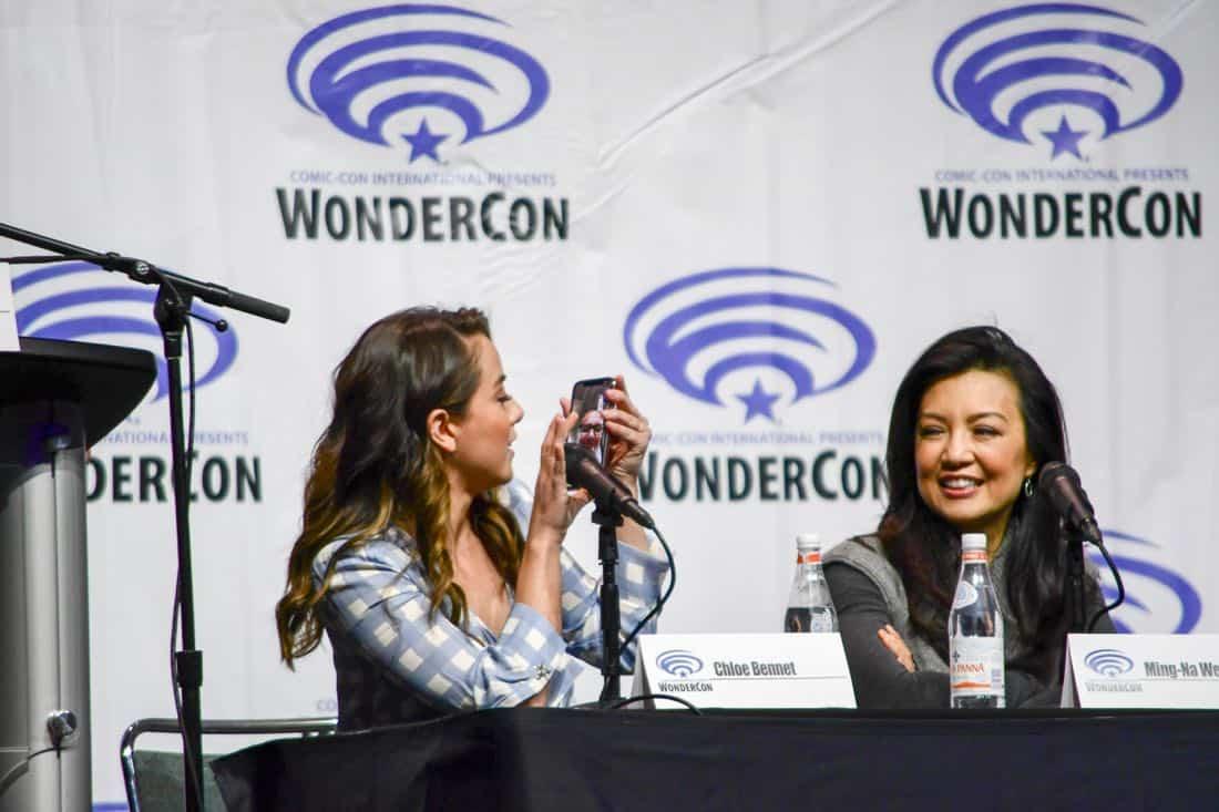 Agents Of SHIELD Cast WonderCon 201852