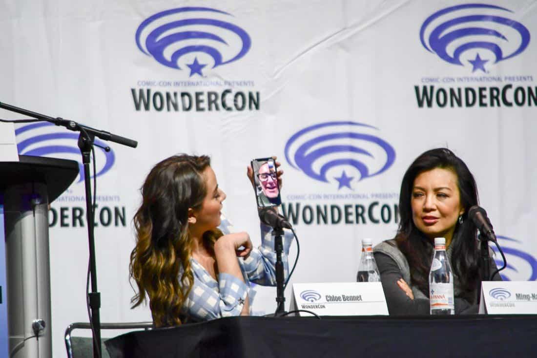 Agents Of SHIELD Cast WonderCon 201853