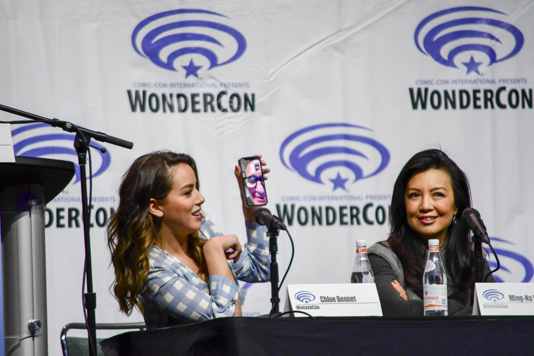 Agents Of SHIELD Cast WonderCon 201854