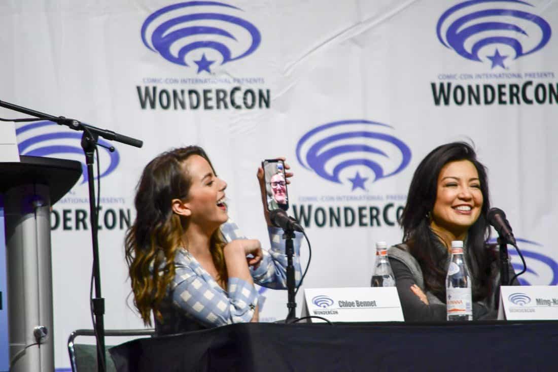 Agents Of SHIELD Cast WonderCon 201855