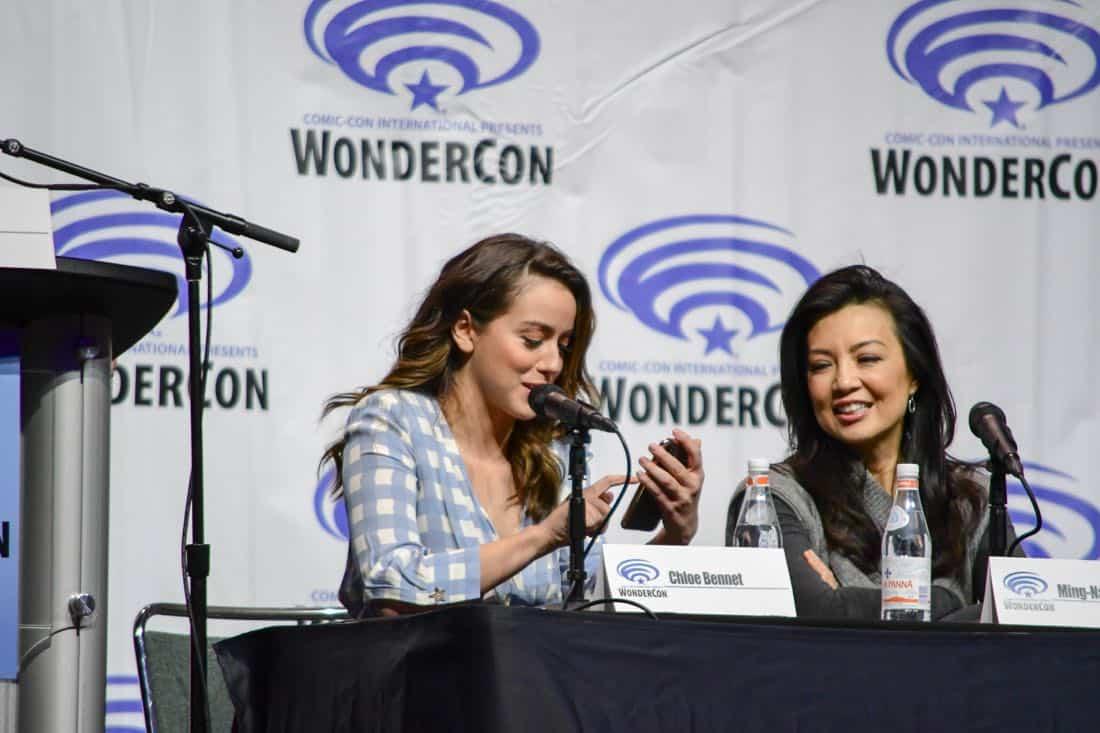 Agents Of SHIELD Cast WonderCon 201856