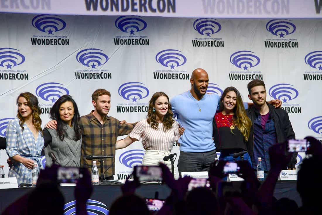 Agents Of SHIELD Cast WonderCon 201858