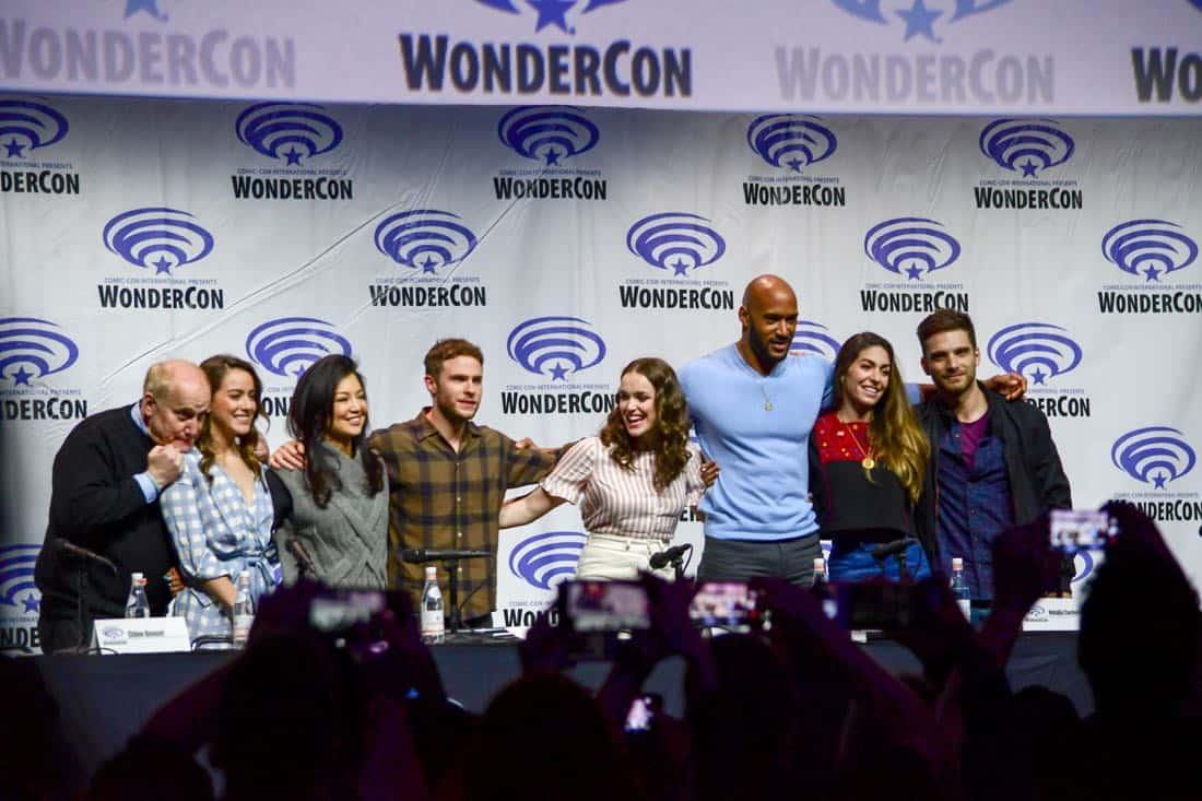 Agents Of SHIELD Cast WonderCon 201859