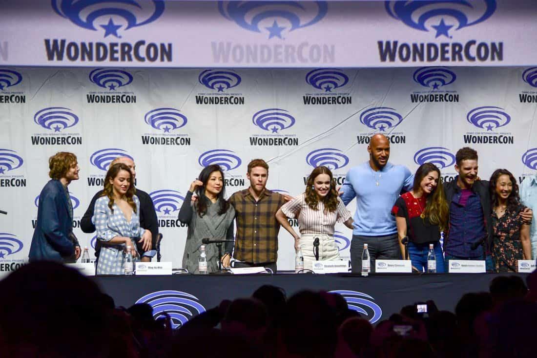 Agents Of SHIELD Cast WonderCon 201861