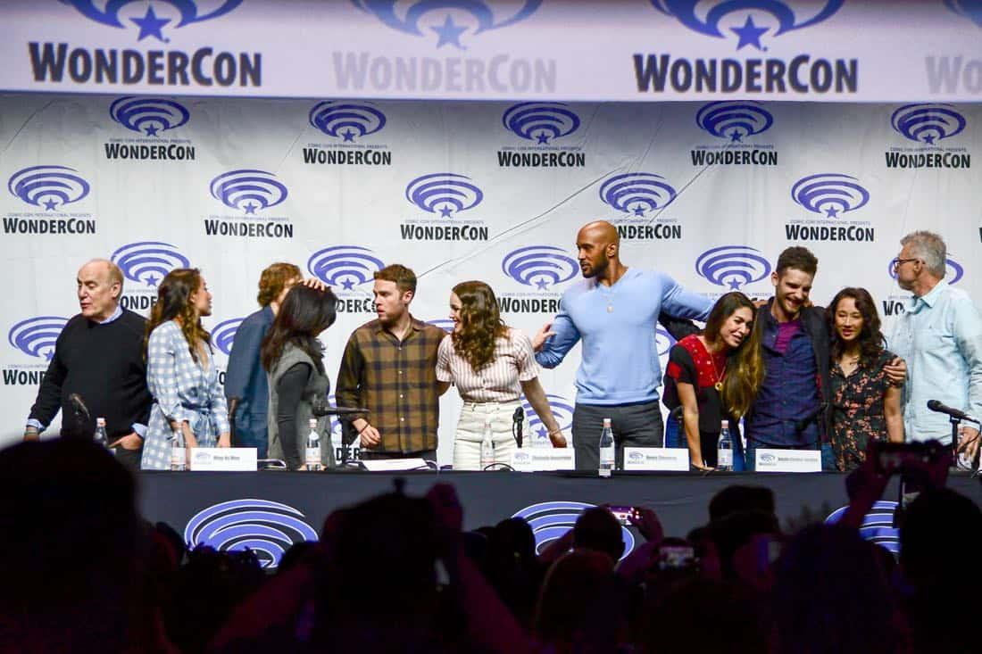 Agents Of SHIELD Cast WonderCon 201862