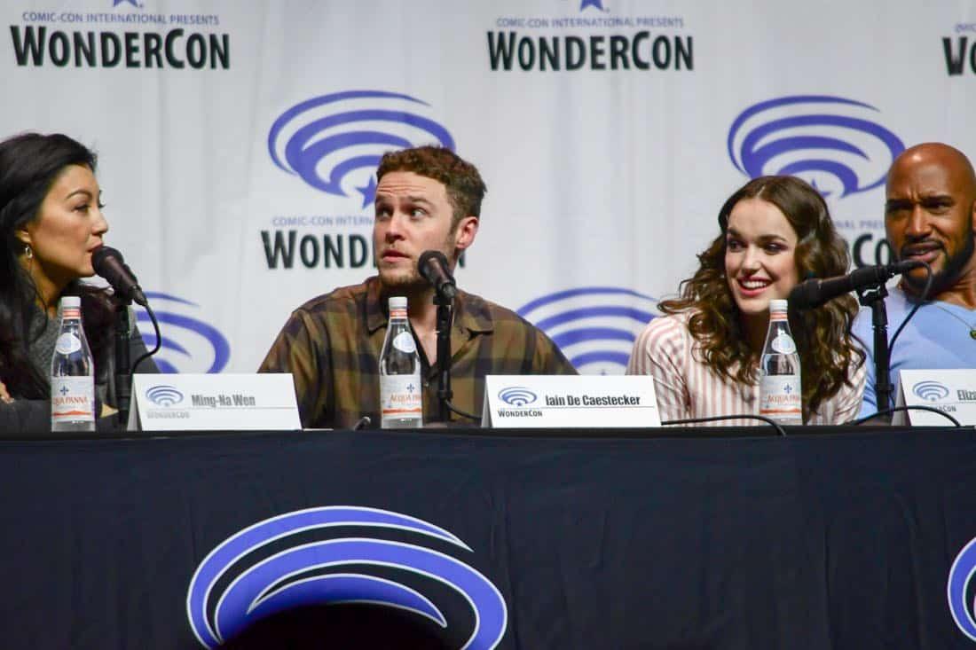 Agents Of SHIELD Cast WonderCon 201842