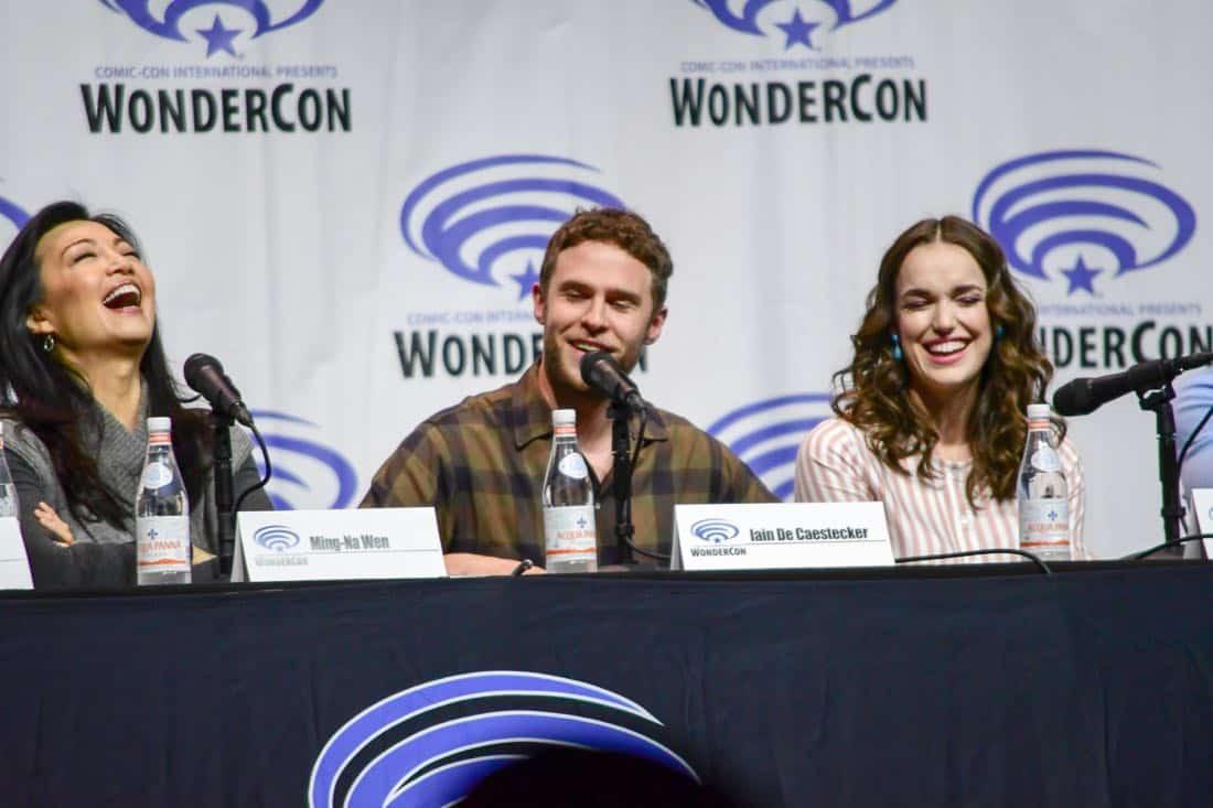Agents Of SHIELD Cast WonderCon 201843