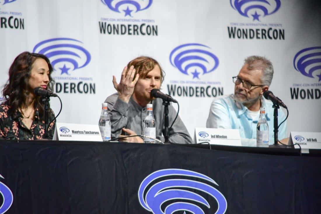 Agents Of SHIELD Cast WonderCon 201844