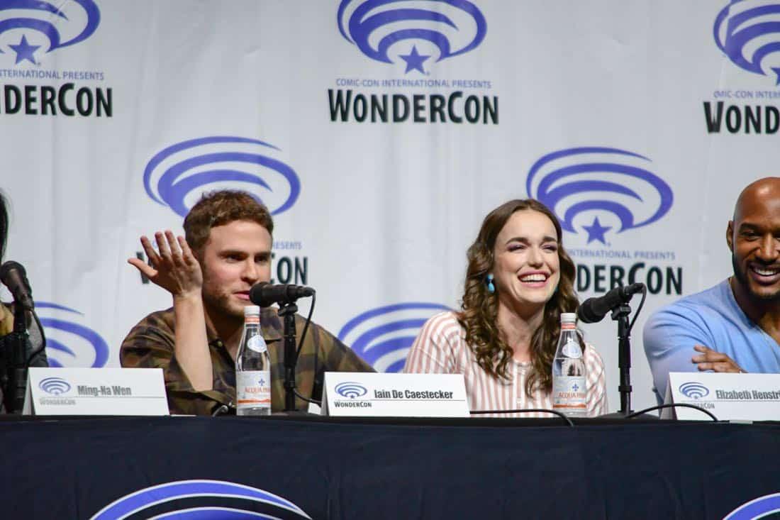 Agents Of SHIELD Cast WonderCon 201847