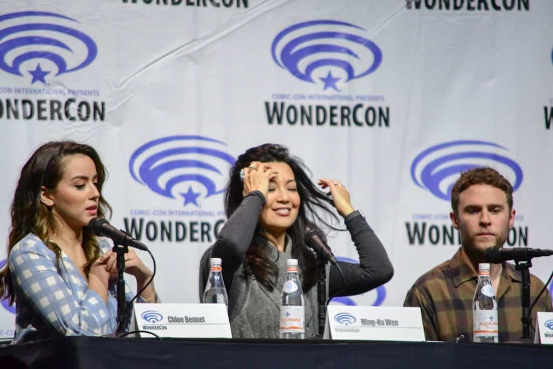 Agents Of SHIELD Cast WonderCon 201848