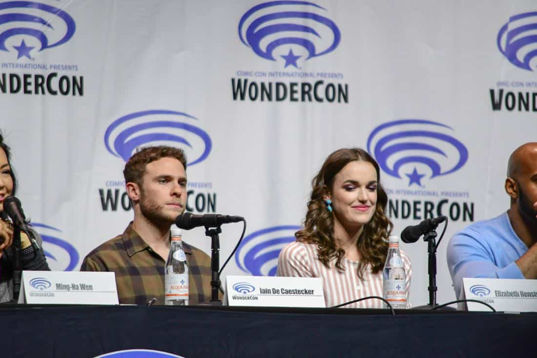 Agents Of SHIELD Cast WonderCon 201849